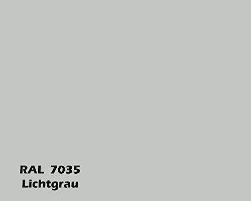 Protekta Hochleistung Silikon Fassadenfarbe 15L Hybrid-Nano-Keramik-Technology nach RAL-Farben (RAL7035)