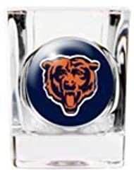 Personalized Gift Personalized NFL Shot Glass NFL Team: Chicago Bears by Personalized JDS Gifts