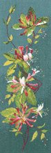 heritage-crafts-john-clayton-flowers-honeysuckle-panel-counted-cross-stitch-kit-14-count-aida