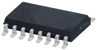 IC, 4000 LOCMOS, SMD, 4094, SOIC16 HEF4094BT By NXP