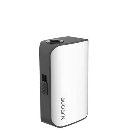 El calentador de hojas pequeño y portátil de baja temperatura no quema los cigarrillos electrónicos...