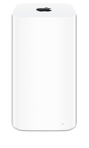 Apple AirPort Extreme Basisstation (me918ll/A), weiß (Airport-basisstation)