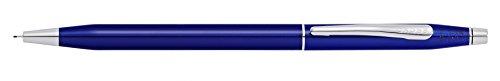 Cross AT0083-112 Drehbleistift Classic Century in Geschenkbox, Transluzent blau/schwarz