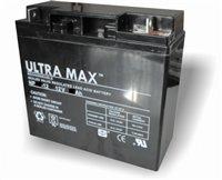 Ultramax NP20–12, 12V 20Ah, ore (come 17AH, 18Ah, 19Ah & 22Ah) scooter di mobilità, Jump Starter battery
