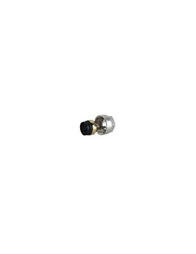 Somatherm 130-12S Raccord à Compression pr Tube cuivre 10/12-3/4ek, Gris