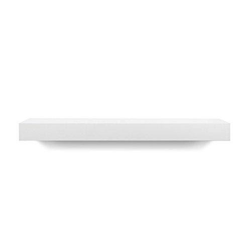 Paris Prix - Temahome - étagère Murale balda 60cm Blanc Mat