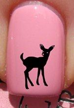 Do de cerf - Stickers pour ongles YRNAILS