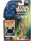 Star Wars - The Power of The Force - Bespin Luke Skywalker - Freeze Frame FF / Dia - Action Figur