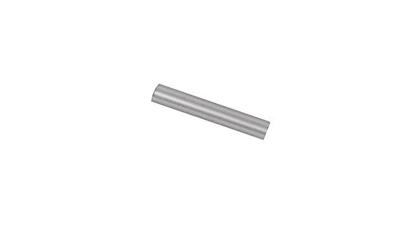 Dose 33 St/ück rot 2x15 mm Rayher 1481618 Glas-Stifte matt