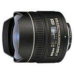 Objektiv Fisheye Nikon (Nikon AF G DX 10.5/2.8 10.5mm Weitwinkel Objektiv)