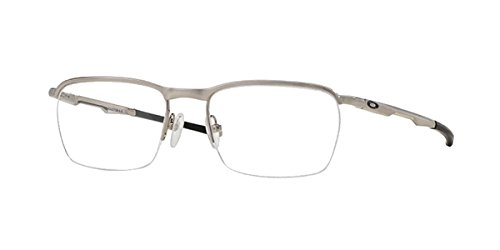 Oakley Prescription Eyeglasses - Conductor OX3187 02 - Chrome (53-17-140)