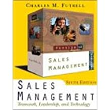 Sales Management: Teamwork, Leadership and Technology
