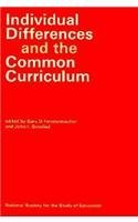 Individual Differences and the Common Curriculum (National Society for the Study of Education Yearbooks)