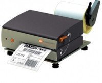 Datamax O 'Neil mp-series Compact4 – Label Drucker (schwarz, 1D, 2D, Metall, 20–85%, direkt thermisch, 203 x 203 dpi)