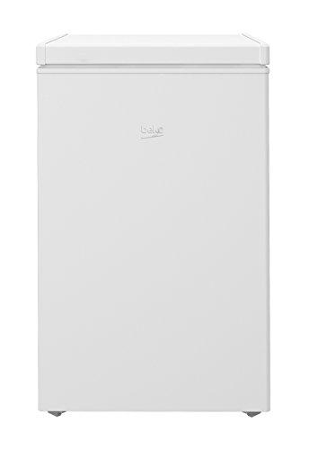 Congélateur Beko/serrure/joint de porte antibactérien/technologie MinFrost Classe énergétique A+ 104 Liter Weiß