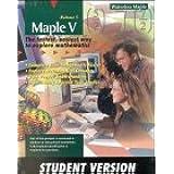 Maple V Release 5, student version, Engl. ed., 1 CD-ROM