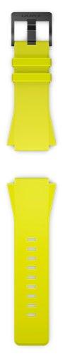 Sony SE20 Siliconarmband für SmartWatch 2 gelb
