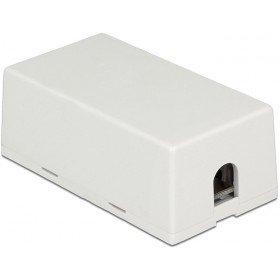 Preisvergleich Produktbild DeLock Verbindungsdose für Netzwerkkabel Cat.6 LSA UTP