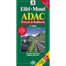 ADAC Freizeit- und Radkarte Eifel /Mosel: 1:75.000