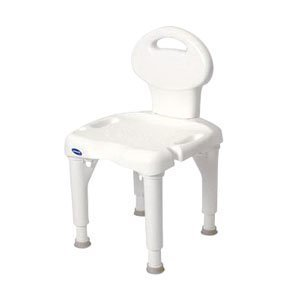 35.25 (I-Fit Shower Chair with Back, 35-1/4