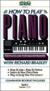 How to Play Piano, Tape I: For Piano and Portable Keyboards, Video [With Booklet] [VHS]