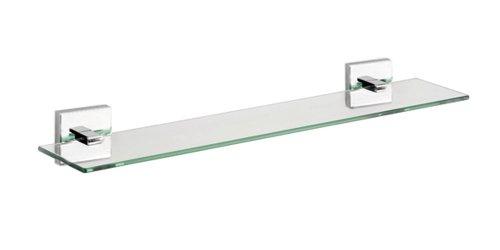 Croydex QM571441 Flexi-Fix Brompton - Mensola in vetro