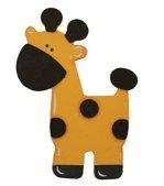 1 X Zoo Buddies Wooden Character (Single Animal)