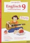 Lern dich fit!-Lerntraining: Englisch Klasse 9: Direkte und indirekte Rede, conditional sentences, Modalverben, Landeskunde/Wortschatz