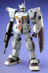 Gundam 0083 Stardust Memory MG RGM-79N GM Custom 1/100 Model Kit