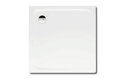 duschwannen kaldewei Kaldewei Superplan Quadrat Duschwanne weiß 80 x 80 x 2,5 cm 447548040001 inkl. Styroporträger / Wannenträger, Ablaufgarnitur:ohne Viega Ablaufgarnitur flach