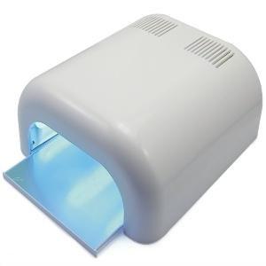 Lampe UV 36W blanche Super Premium Professionnelle - manucure faux ongles