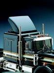 TAMIYA 56504 - 1:14 Dachspoiler für US-Trucks, Funktionsmodellbau und Zubehör