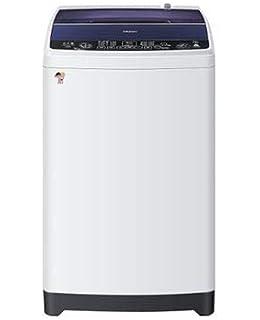 Haier 6 kg Fully Automatic Top Loading Washing Machine  HWM60 1269DB, Moonlight Grey
