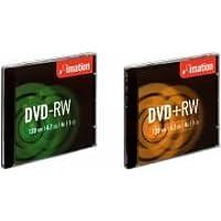 DVD-RW 4x 4.7جيغابايت (25)