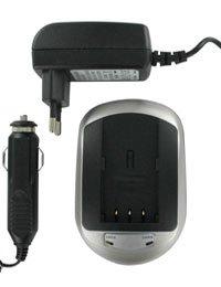 Ladegeräte für CANON VIXIA HF R10, 220.0V, 1000mAh