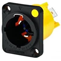 Neutrik 250 V/16 A encendido True1 Panel conector