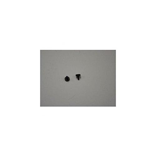 Tetine de Retention noire (Pack de 3)