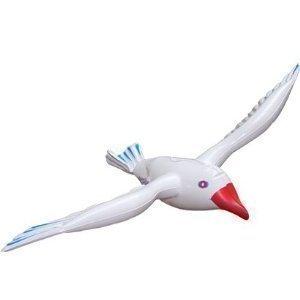 1 x 76cm ??große aufblasbare Seagull bird Hawaiian Strand Abendkleid-Partei
