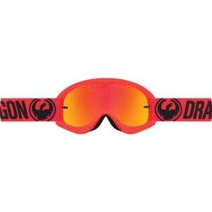 Orange Drache MX Goggles Motocross Kids