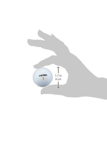 Wilson Golfbälle Ultra, weiß, 24er Pack -
