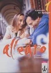 Allegro 1, Lehr- und Arbeitsbuch