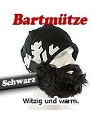 """Bart Mütze """"Black Spencer"""" von Icewind - Snowboardmütze, Ski Mütze"""