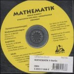 Produkt-Bild: Mathematik, Ausgabe Berlin, EURO, Klasse 8, Realschule/Gesamtschule, m. CD-ROM. Lehrerband