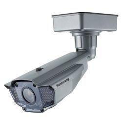 Dinic p700ird m843ai 3,5–16mm dekom, 1/3giorno/notte fotocamera nel protezione dalle intemperie alloggiamento integrato con 3achsialem supporto da parete/soffitto e filtro cromatico meccanico. tensione gesto uertes vario obiettivo 3,5fino a 16mm per l' uso in interni ed esterni, regolabile tramite anello esterna, ad alta risoluzione, sony exview chip ccd, 540tvl in colore in s/w, sensibilità alla luce led 0lux (an) e 650tvl 70led ir integrati con una portata fino a 70m, contro luce di compensazione, agc turbo, linelock synchro