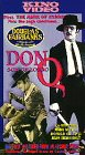 Don Q, Son of Zorro [VHS] [Import USA]