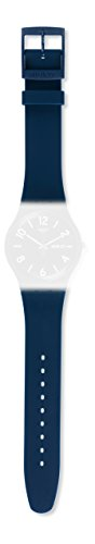 Swatch Ersatzband BACKUP BLUE 19 mm (ASUON705)