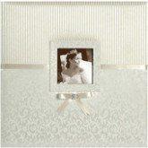 Fotoalbum Hochzeitsalbum Fotobuch - 24,5x24,5 - 44 weiße Seiten (22 Blätter) - 2910 stx