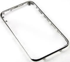 Notebook Part LCD Middle Frame Bezel Rahmen Zwischenstück für iPhone Edge 2G Chrom Iphone 2g Lcd