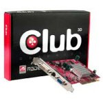 Club 3d aTI radeon 9200 128 mo dDR aGP, dVI, tV-out carte graphique