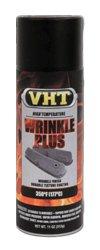 VHT, Black High Temperature Wrinkle Finish Car Paint,